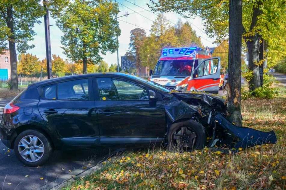 Der Unfall ereignete sich gegen 11 Uhr auf der Brückstraße.