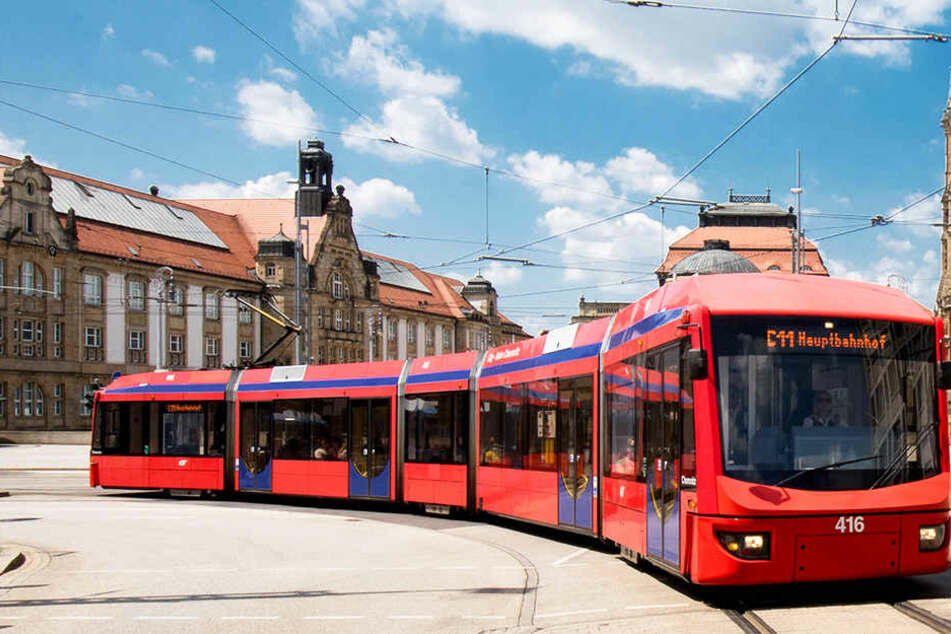 Bus & Bahn im bundesweiten Preisvergleich: Chemnitz ganz vorn dabei!
