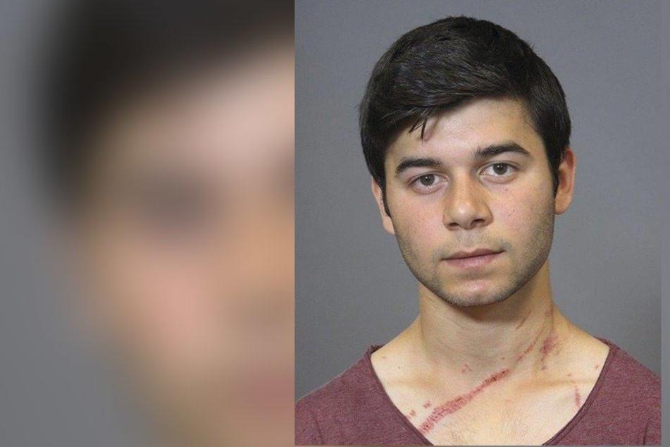 Farhad A. (22) ist auf der Flucht, wird mit internationalem Haftbefehl gesucht.