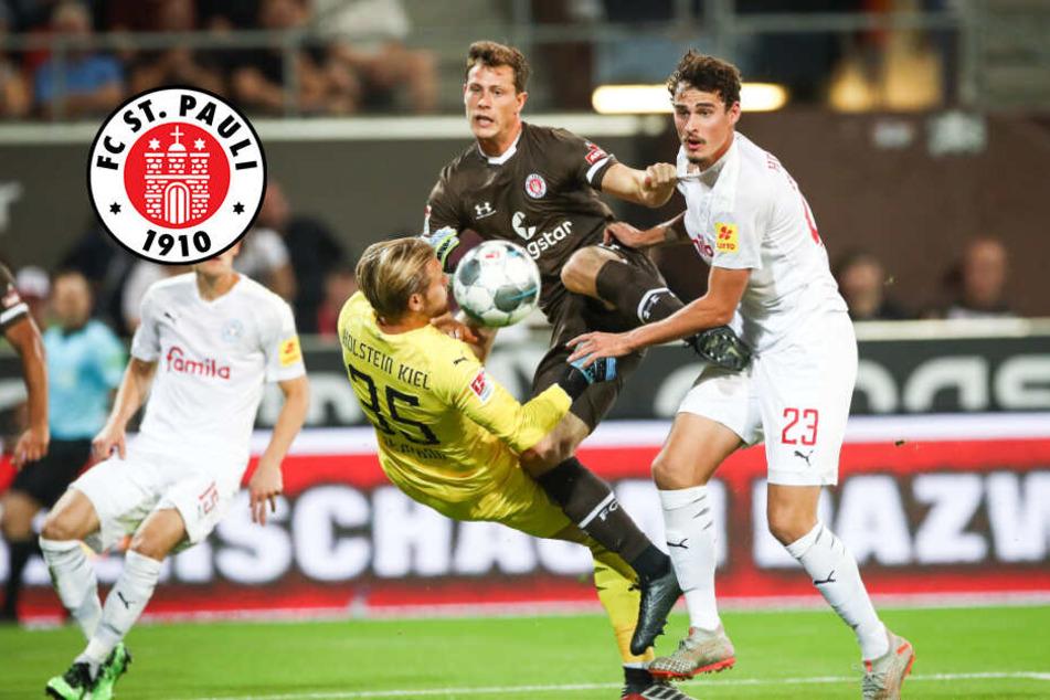 FC St. Pauli muss weiterhin auf Verteidiger Lawrence verzichten