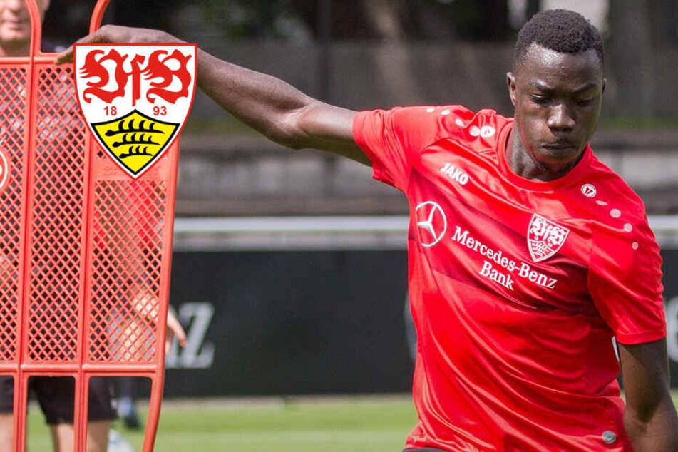 """Neuer """"Fall Jatta""""? Kickt VfB-Spieler Wamangituka unter falschem Namen?!"""