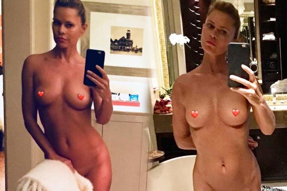 Sexy frauen angezogen und nackt