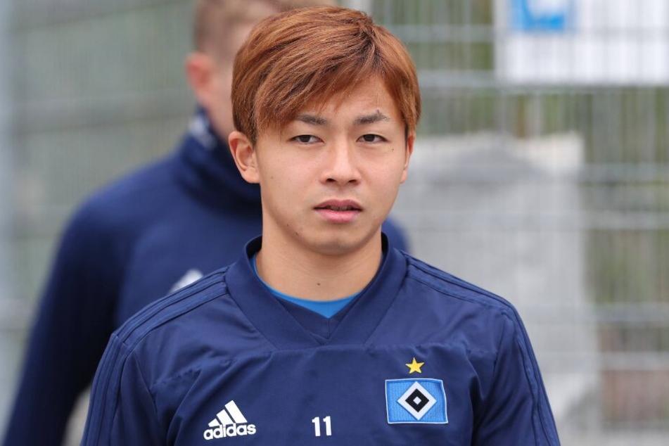 Tatsuya Ito verlässt den HSV.
