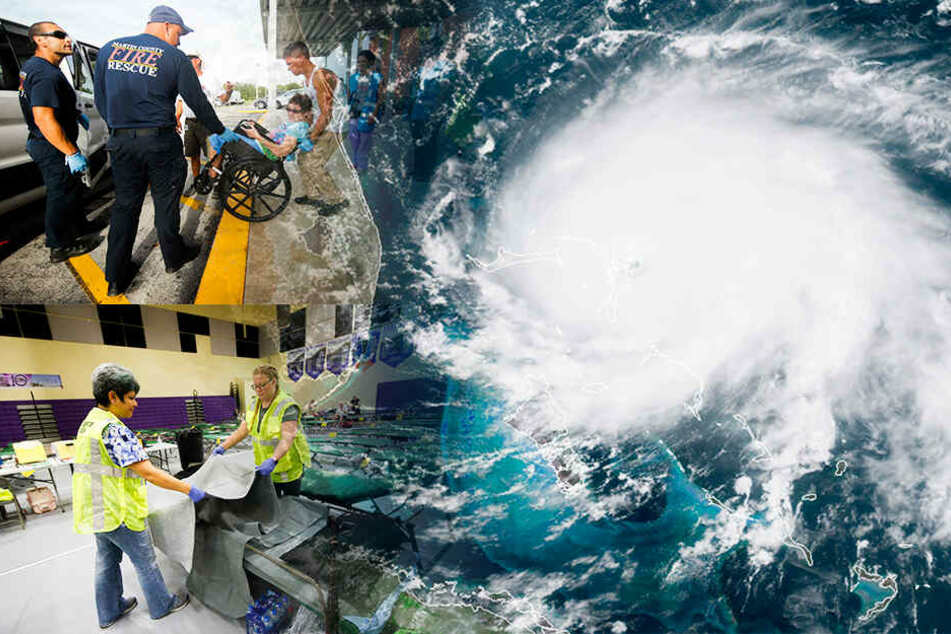 "Hurrikan-Alarm! Monster-Sturm ""Dorian"" trifft Uraubsparadies, Katastrophe droht"