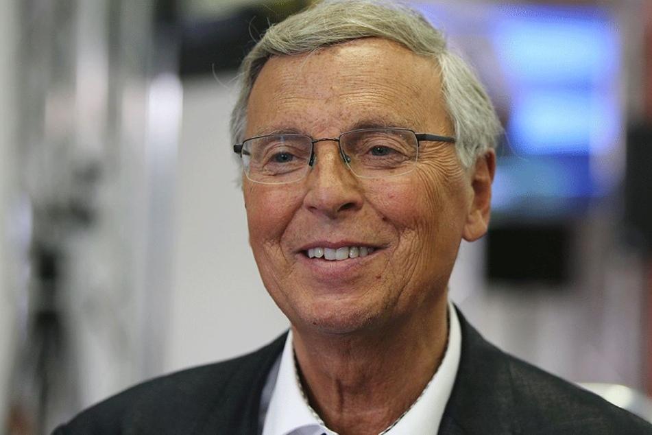 Kämpft noch immer für einen Sieg der CDU bei der Bundestagswahl: Wolfgang Bosbach (65, CDU).