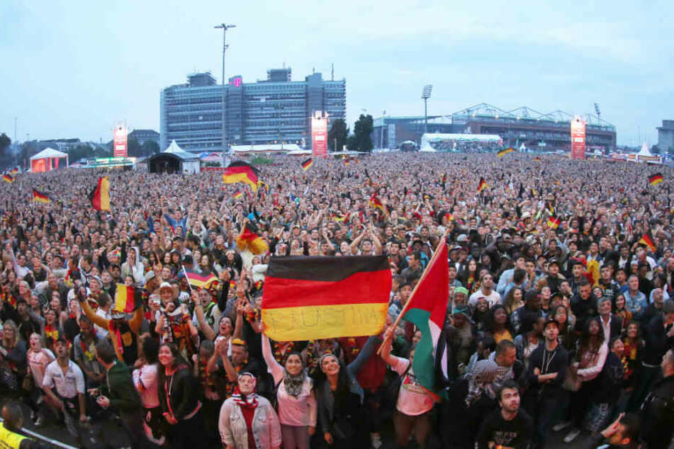 Auf dem Heiligengeistfeld gibt es in diesem Jahr Platz für 40.000 Fans.