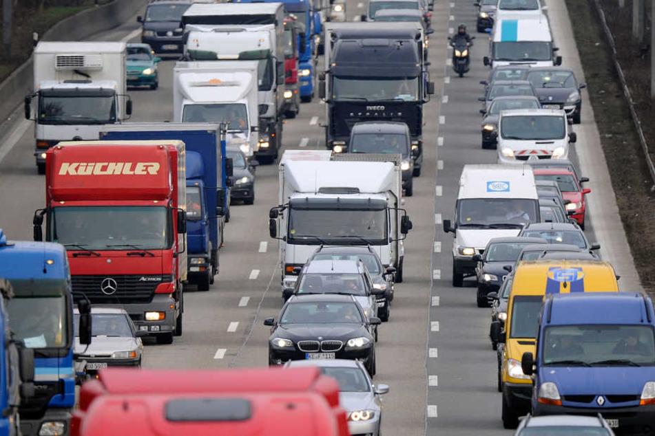 Der Verkehr zum Ferienbeginn wird kräftig zunehmen.
