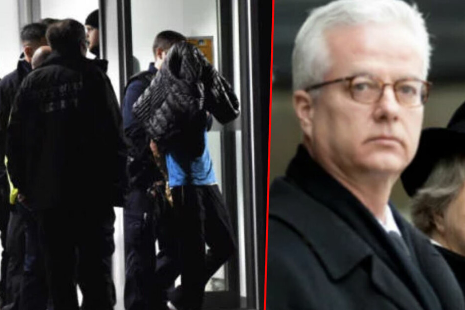 Tödlicher Weizsäcker-Vortrag: Polizist musste nach Messer-Attacke erneut operiert werden