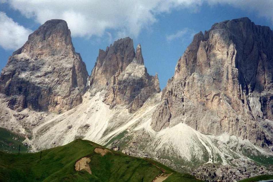 Besonders schlimm betroffen waren damals die Dolomiten.