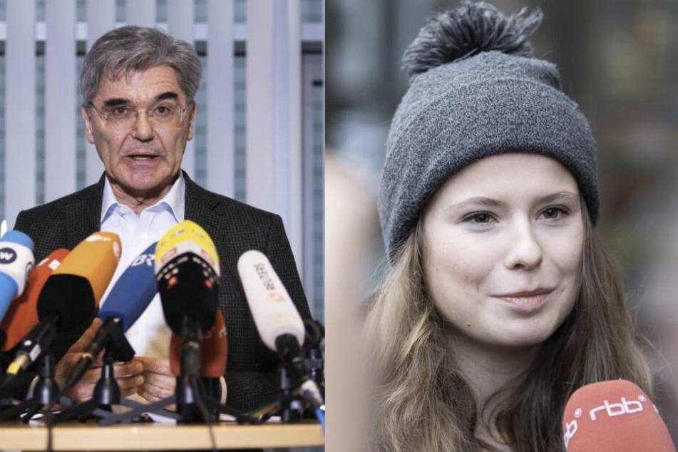 Nach Siemens-Entscheidung: Luisa Neubauer und Fridays for Future toben und protestieren!