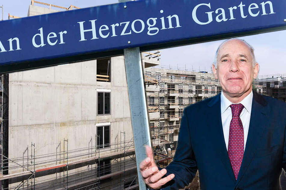 Investor verkauft Wohnungen für 44 Mio. Euro am Herzogin Garten