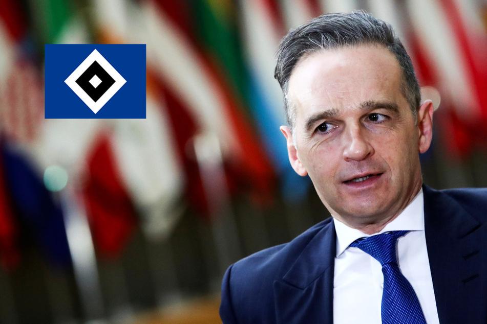 Bundesaußenminister & HSV-Fan: Das denkt Heiko Maas über den Aufstieg