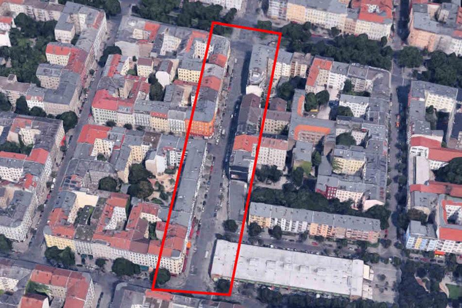 Die Zossener Straße in Kreuzberg ist einer der wichtigsten Verkehrsadern im Bergmannkiez. Statt Durchgangsverkehr könnten schon bald nur noch Fußgänger das Straßenbild bestimmen.