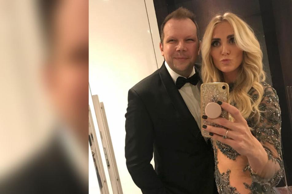 Wolff-Christoph Fuss und Anna Kraft wurden 2018 Eltern einer Tochter.