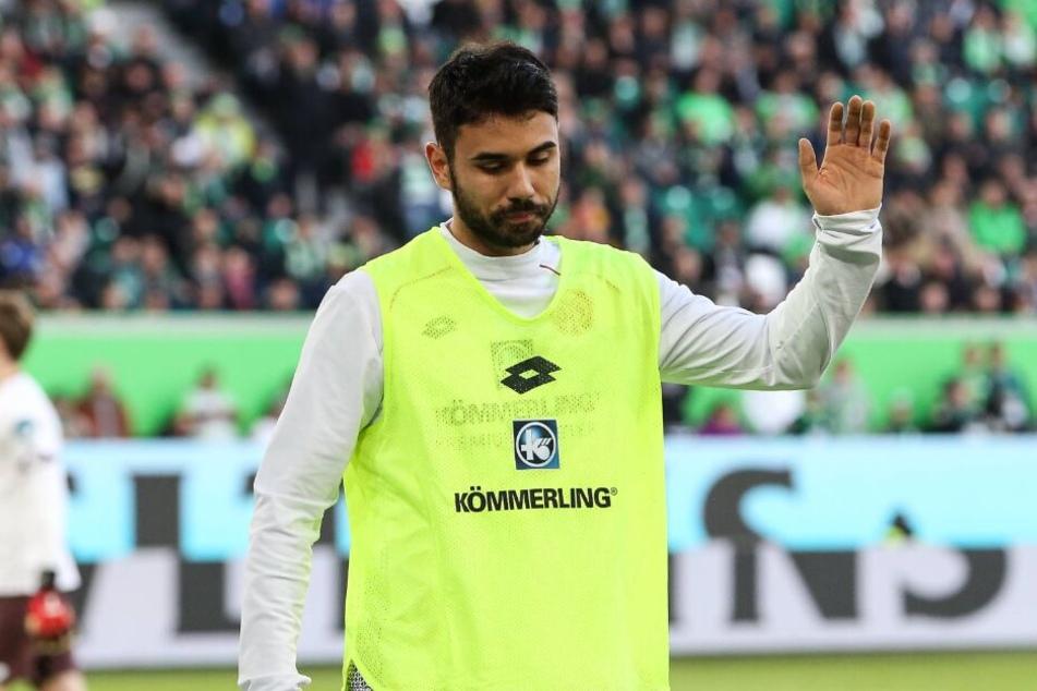 Auf Leihbasis kommt Gerrit Holtmann zum SC Paderborn.