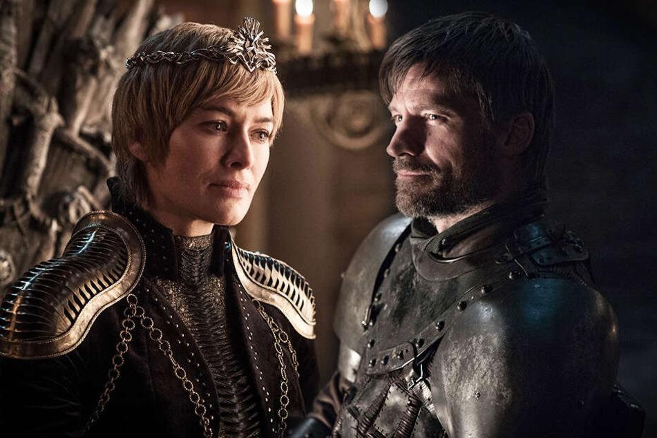 Die Wege von Cersei (l., Lena Headey) und Jaime Lennister (Nikolaj Coster-Waldau) haben sich vorläufig getrennt. (Bildmontage)
