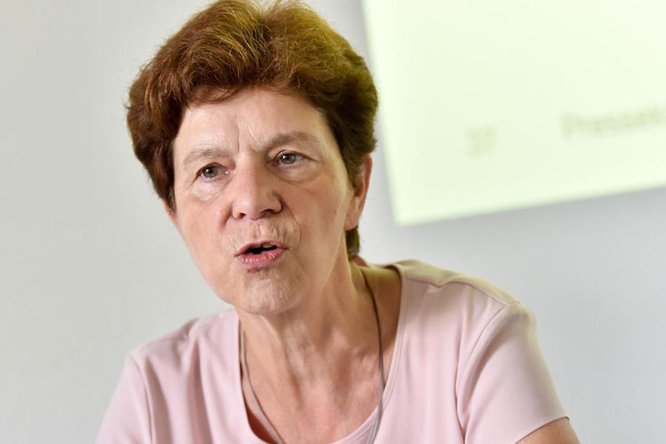 LUA-Chefin Gerlinde Schneider.