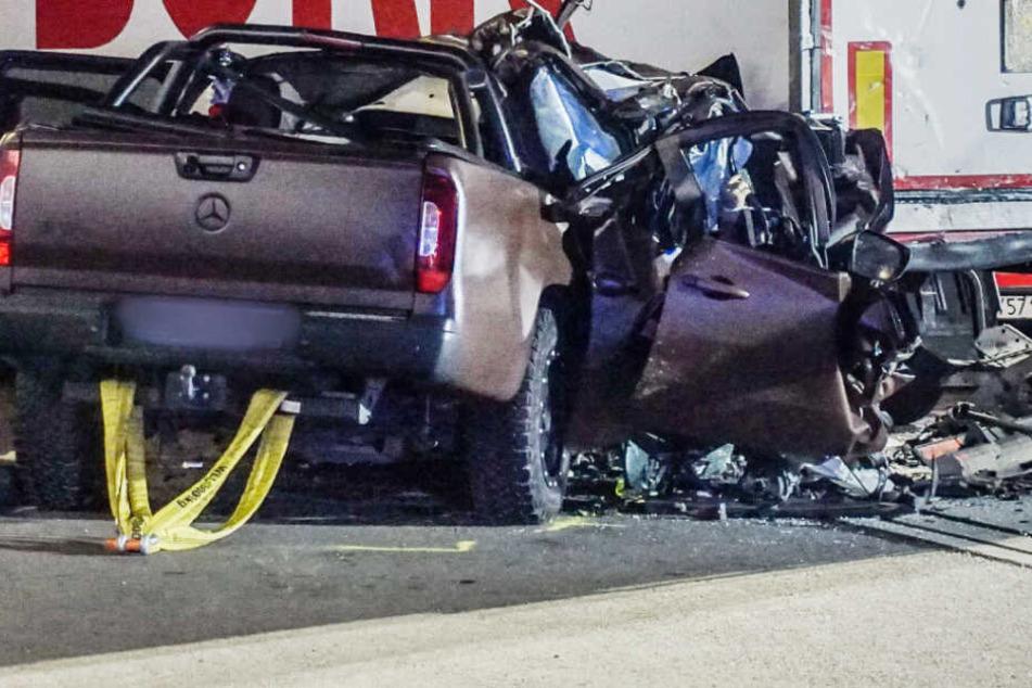 Bei dem Unfall starben TV-Darsteller Ingo Kantorek (44) und seine Frau (48).