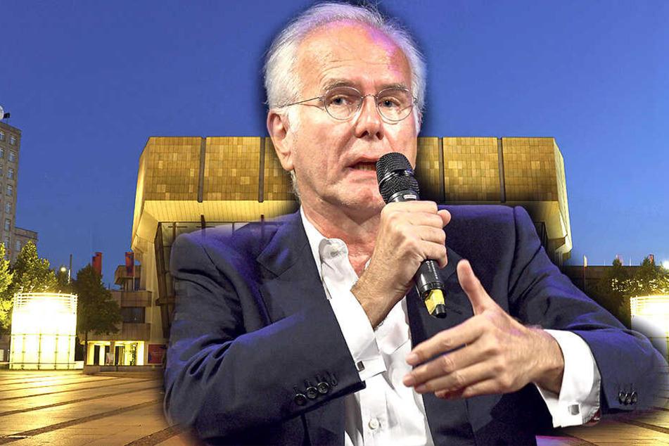 Beim Thema Depressionen schlägt Entertainer Harald Schmidt ernste Töne an