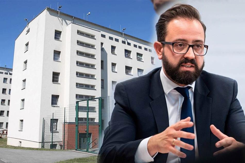 Kein Personal: So dramatisch ist die Lage in Sachsens Gefängnissen