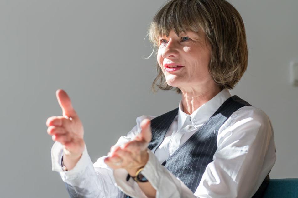 Oberbürgermeisterin Barbara Ludwig.