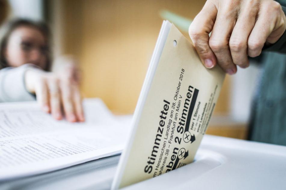 Das endgültige Wahlergebnis soll am Freitag vorliegen (Symbolfoto).