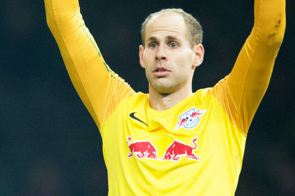 Der Torwart von RB Leipzig wird im Juli Vater eines Sohnes.