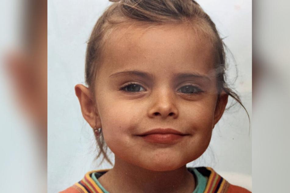 Der Gesichtsausdruck ist unverkennbar: Sophia Thomalla als kleines Mädchen. (Bildmontage)