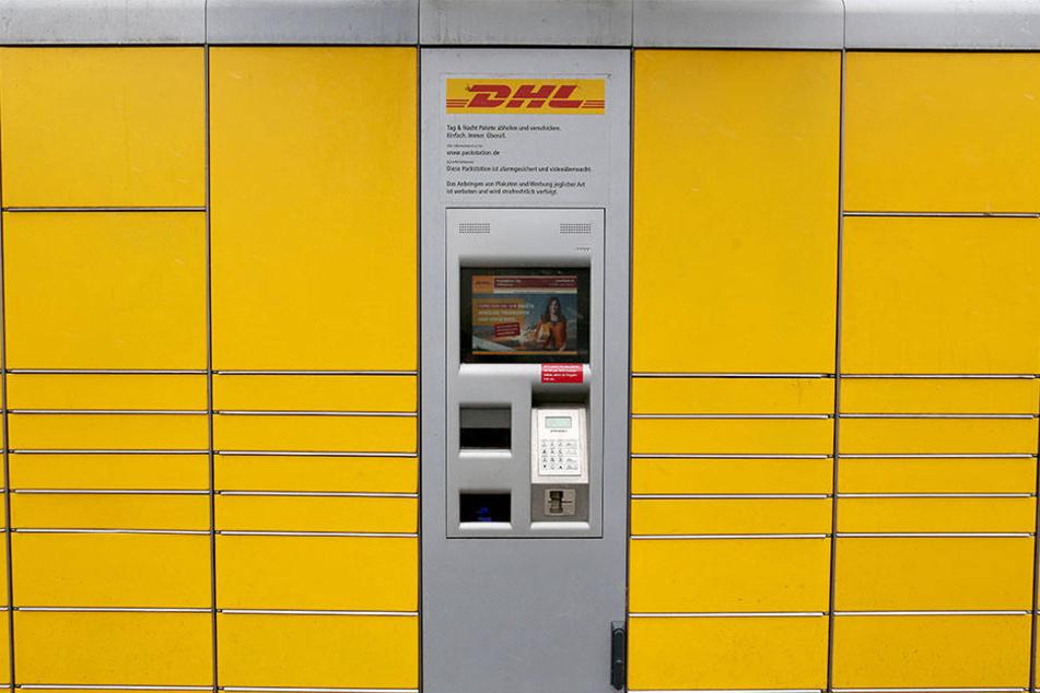 Unbekannte sprengten am Dienstag die DHL-Packstation in der Braustraße, richteten einen Schaden von mindestens 15.000 Euro an. (Symbolbild)
