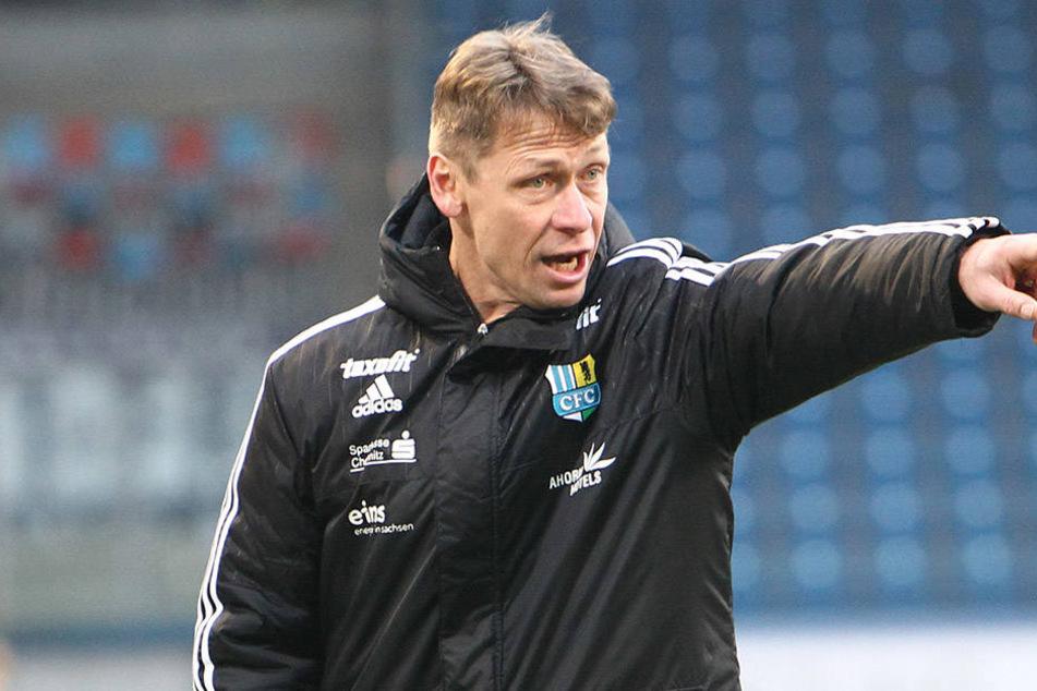 Sven Köhler gibt die Richtung für den CFC vor, auch im Jahr 2017.