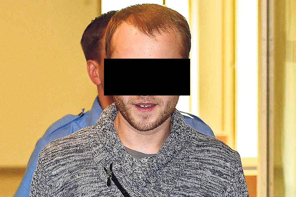 Philipp G. (28) bekam am Donnestag eine  letzte Chance, muss aber regelmäßig zum Drogentest.