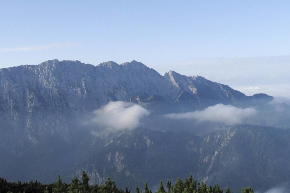 Der Mann stürzte am Scheffauer im Kaisergebirge ab.
