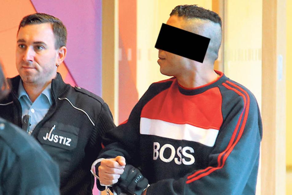 Karim B. (27) droht nach dem neuerlichen Urteil die Abschiebung.