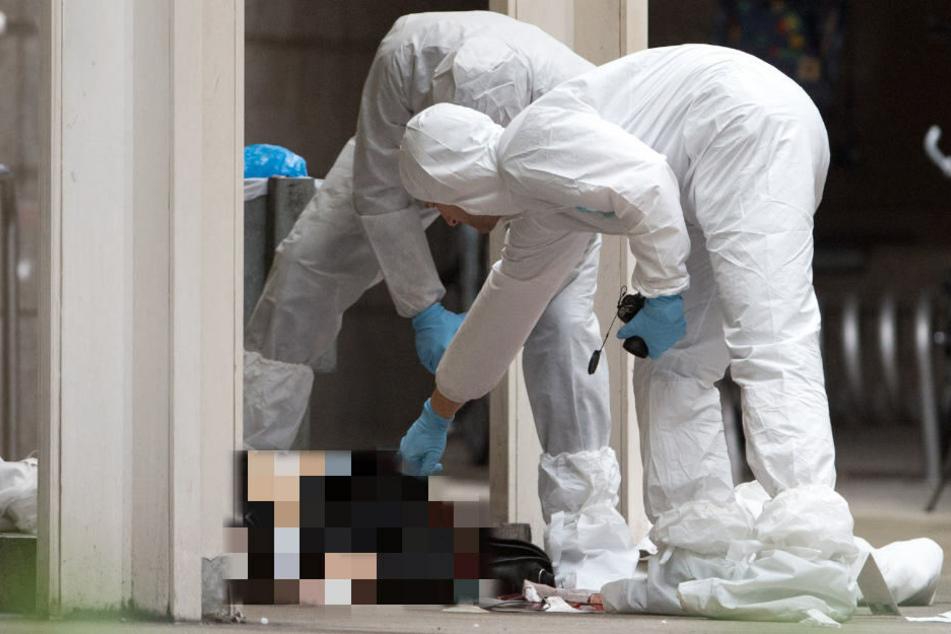Rache als Motiv? Kaltblütiger Doppelmord vor Gerichtsgebäude