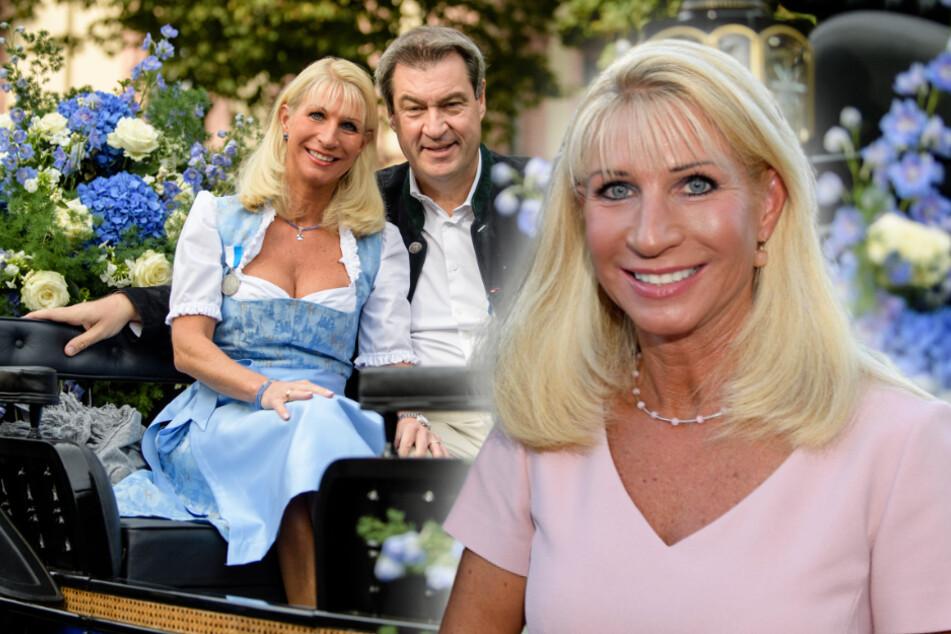 Hier ist sie jetzt Chefin: Diesen Posten bekommt Söders Ehefrau Karin in Bayern