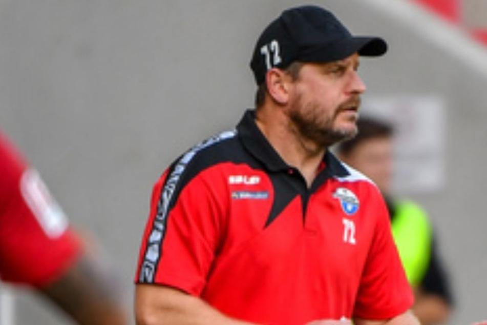 SCP-Trainer Steffen Baumgart sieht Parallelen zwischen den Vereinen.