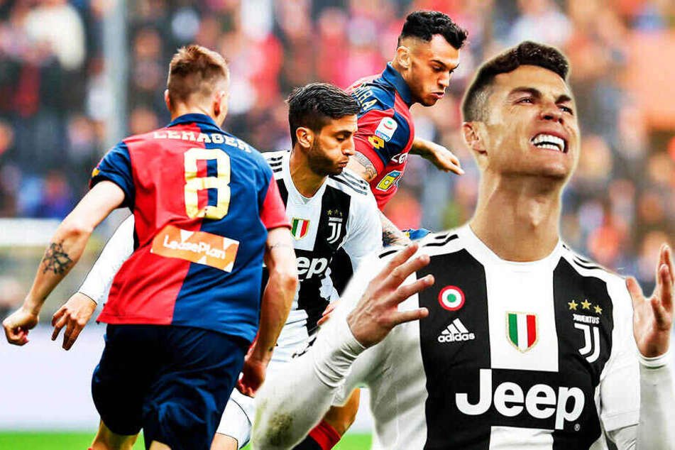 Juventus kassiert im 28. Ligaspiel die erste Pleite, doch wo war Ronaldo?