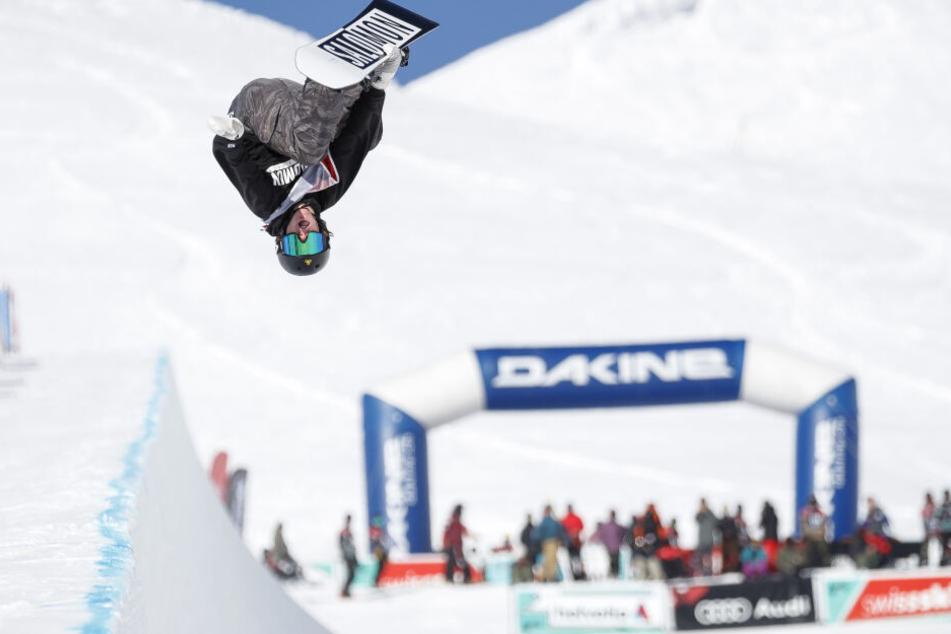 Anfang Januar 2020 wird ein Ski-Freestyle Weltcup in Düsseldorf ausgetragen (Symbolbild).