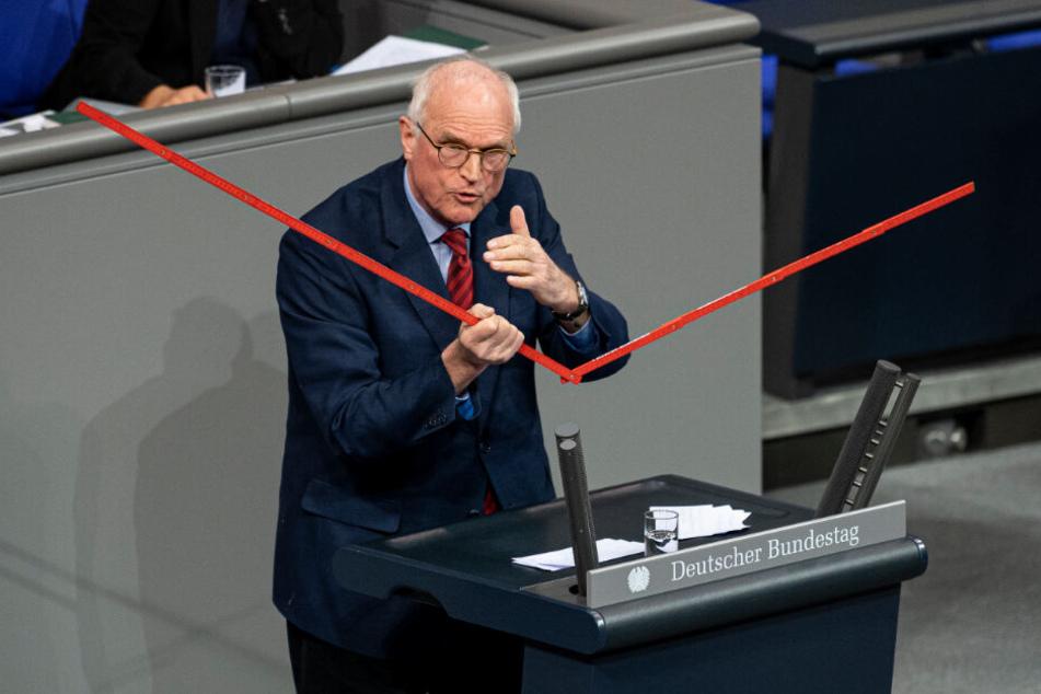 Finanzpolitiker Lothar Binding (SPD) sieht den Einzelhandel in der Pflicht.