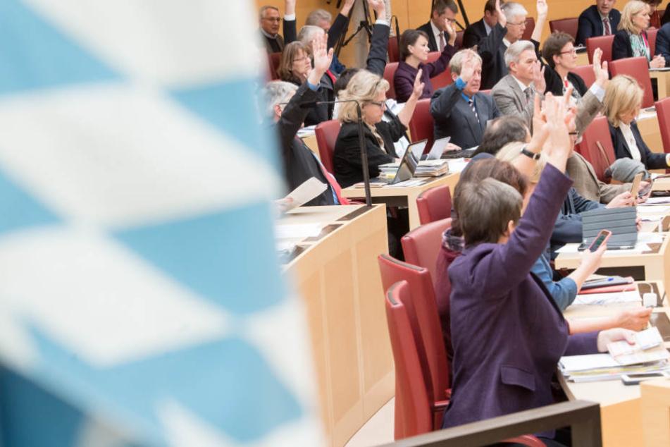 Die Altersversorgung der Abgeordneten im Landtag in Bayern soll geändert werden.