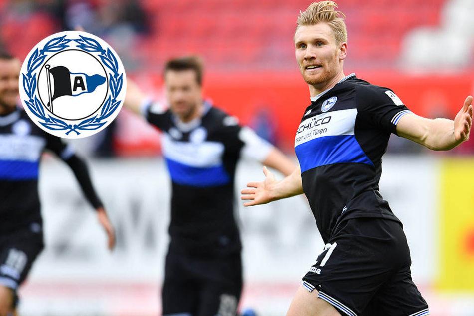 Arminia Bielefeld stürmt den Betzenberg: 2:0-Sieg gegen Kaiserslautern
