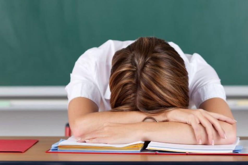 Viele Lehrer in Baden-Württemberg arbeiten in Teilzeit, da sie wegen der Belastung eine Vollzeitstelle gar nicht schaffen würden. (Symbolbild)