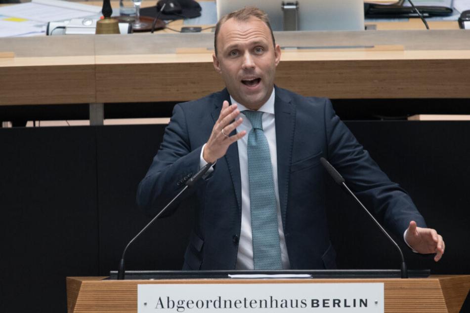 Sebastian Czaja ist nicht mehr der Generalsekretär der Berliner FDP.