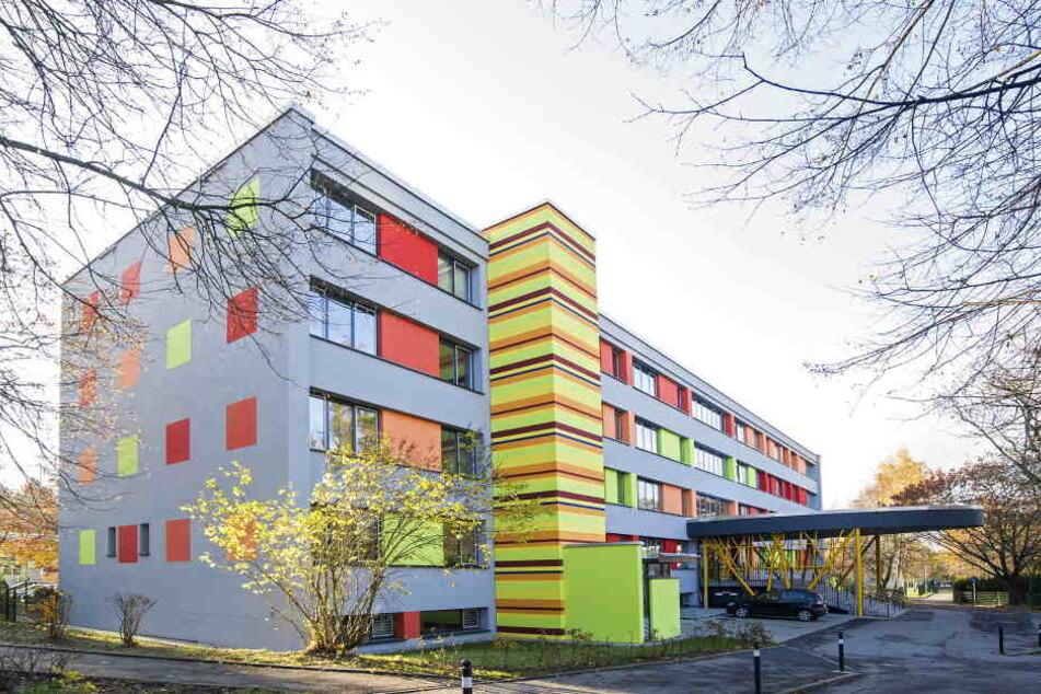 Das Innenleben der Heinrich-Heine-Grundschule wird für 2,25 Millionen Euro auf Vordermann gebracht.