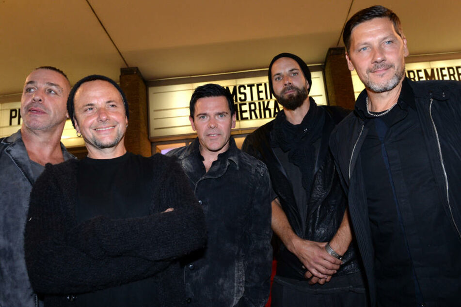 Entwarnung: Rammstein wollen ihre Karriere noch lange nicht beenden.
