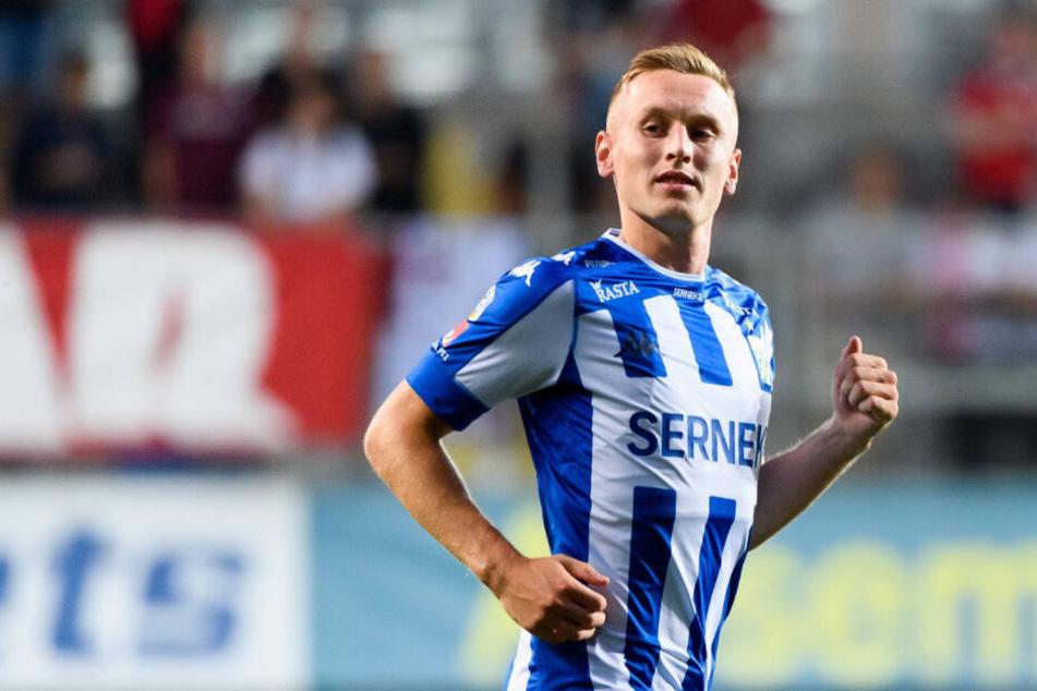 Vor seinem Wechsel zum FC St. Pauli spielte Sebastian Ohlsson für IFK Göteborg.