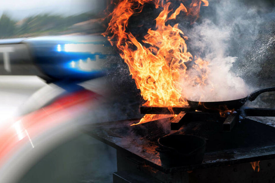 wasser attacke am grill mann erleidet verbrennungen. Black Bedroom Furniture Sets. Home Design Ideas
