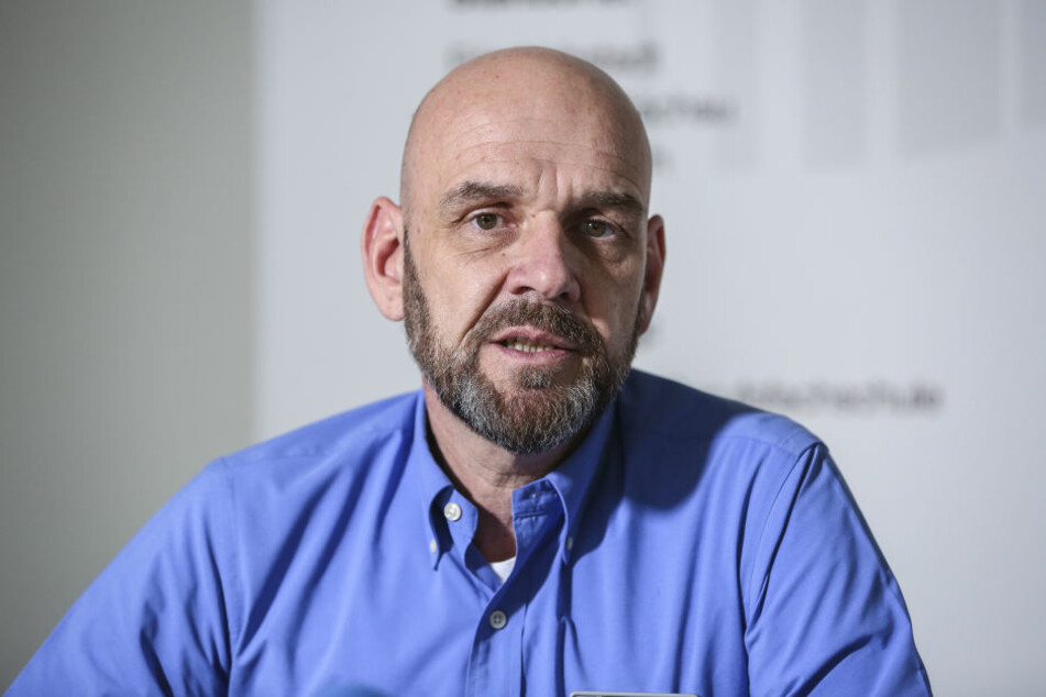 Lutz Blase, Medizinischer Direktor im Krankenhaus Neustadt.