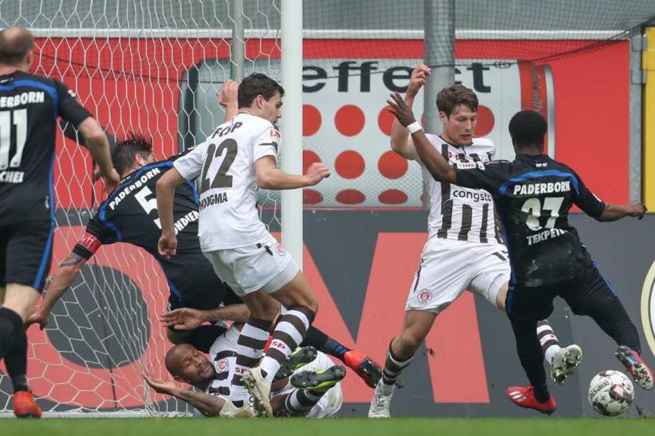 Der SC Paderborn konnte keinen Treffer erzielen.
