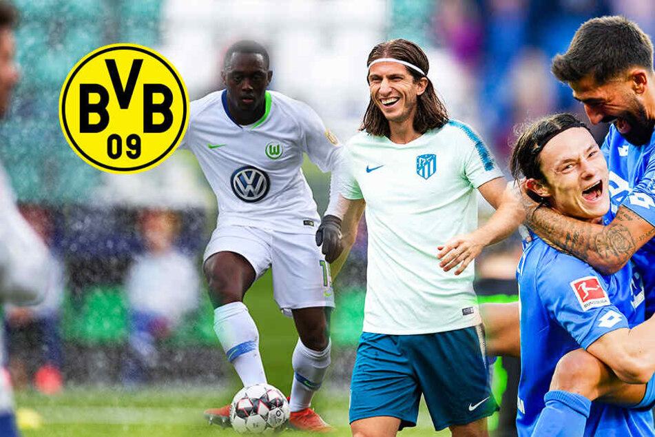 BVB-Suche vor Abschluss: Dieser Linksverteidiger ist Dortmunds Favorit!